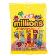 Multi Millions 7 packs 115g