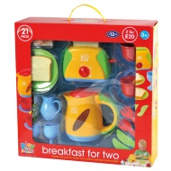 Play & Pretend Breakfast for Two Set