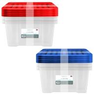 Box Storage 20L 4pk  sc 1 st  Bu0026M & Cheap Storage Boxes - Collapsible u0026 Large Plastic Storage Boxes - Bu0026M