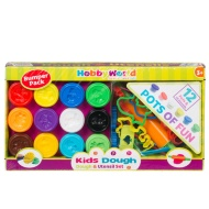 Hobby World Dough Utensil Craft Set