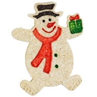 Munchy Assorted Dog Treat - Snowman