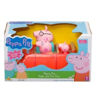 Peppa Pig Push & Go Car