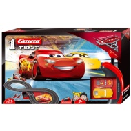 Disney Pixar Cars Racing System Track