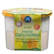 AirScents Scented Interior Dehumidifier