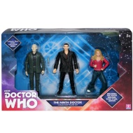 "Doctor Who 5.5"" Figures - The Ninth Doctor 3pk"