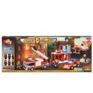 Brick by Brick Mega Value Set - Fire Crew