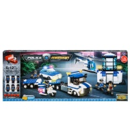 Brick by Brick Mega Value Set - Police