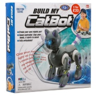 Build My CatBot Robotic Pet