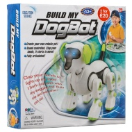 Build My DogBot Robotic Pet