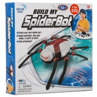 Build My SpiderBot Robotic Pet