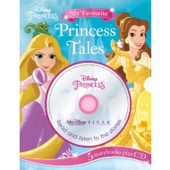 Disney Slipcase Book & CD Collection - Disney Princesses
