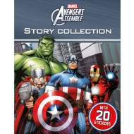 Disney Slipcase Book & CD Collection - Marvel Avengers