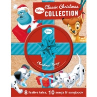 Disney Slipcase Book & CD Collection - Christmas