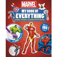 Disney Collection Book - Marvel