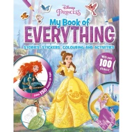 Disney Princess - My Book of Everything