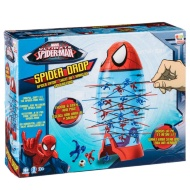 Spider-Man Spider Drop Game