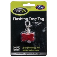 Reflective Dog Tag