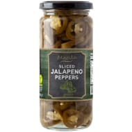 Mezita Green Jalapeno Peppers 480g