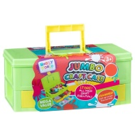 Hobby World Jumbo Craft Case - Green