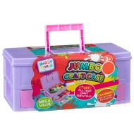 Hobby World Jumbo Craft Case - Purple