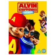 Alvin and the Chipmunks - The Squeakual DVD