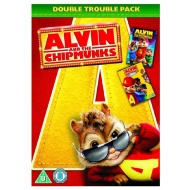 Alvin and the Chipmunks Double Pack DVD