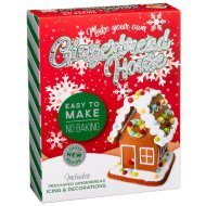 Make Your Own Gingerbread House 190g