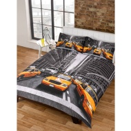 Double Duvet Set - New York Yellow Taxi