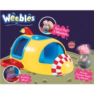 Weebles Rocket with Peppa Pig