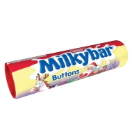 Milkybar Button Tube 100g