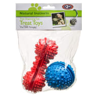Natural Instincts 2pk Treat Toys