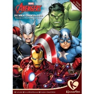 Kinnerton Marvel Avengers Milk Chocolate Advent Calendar
