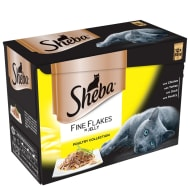 Sheba Poultry Collection 12 x 85g