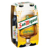 San Miguel Lager 4 x 330ml