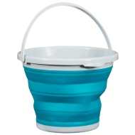 Collapsible Bucket 10L - Teal