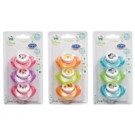 Disney Baby Soothers 3pk