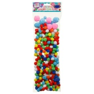 Hobby World Luxury Pom Poms