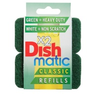 Dishmatic Washing Up Refill