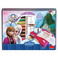 Frozen Sticker Machine