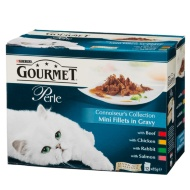 Gourmet Perle Connoiseurs Collection 12 x 85g