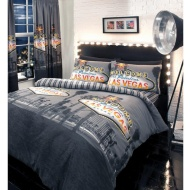Las Vegas Double Duvet Set