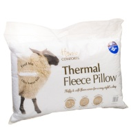 Slumberdown Traditional Memory Foam Pillow : B&M: > Home & Living > Bedding > Pillows