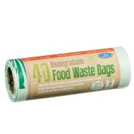 Biodegradable Food Waste Bags 40pk