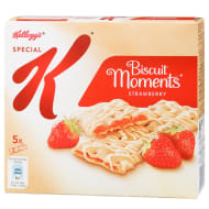 Special K Biscuit Moments 5pk - Strawberry