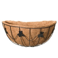 Deluxe Large Wall Basket