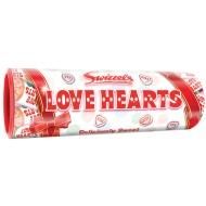 Love Hearts Tube 108g