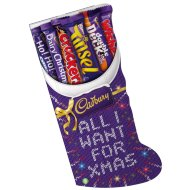 Cadbury Stocking Selection Box 194g