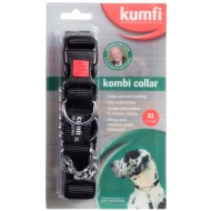 Kumfi Kombi Dog Collar