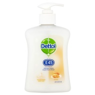 Dettol E45 Hand Wash 250ml - Honey