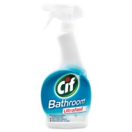 Cif Bathroom Cleaner Ultrafast 450ml